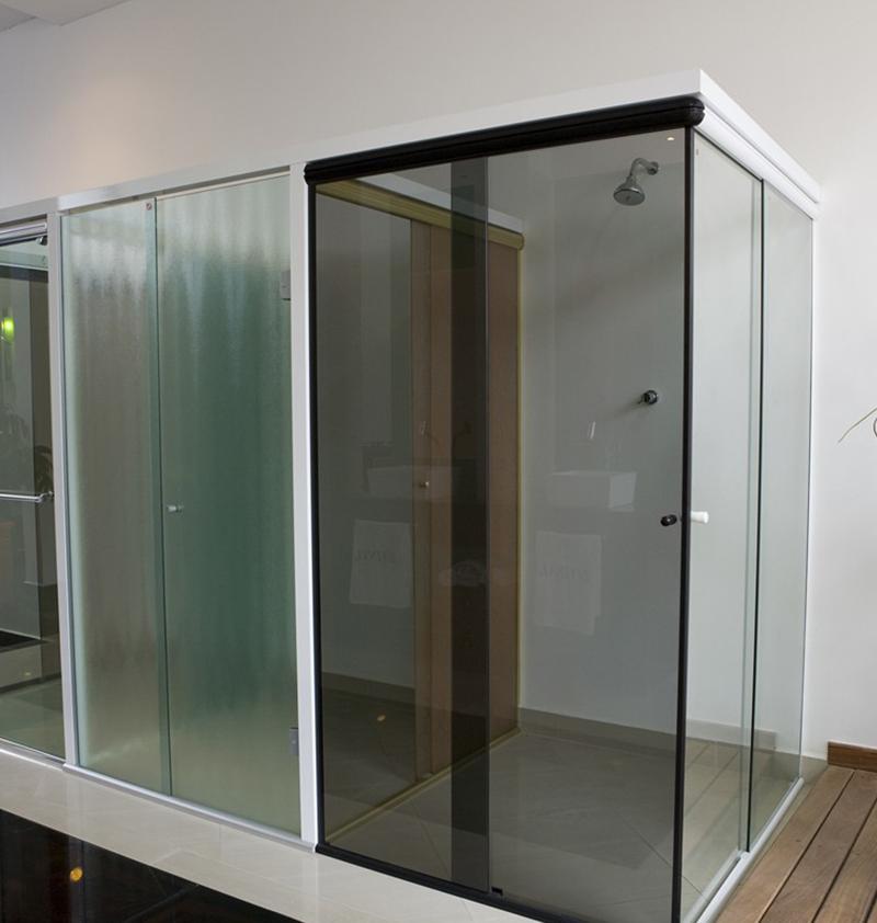 Box de Vidro para banheiro